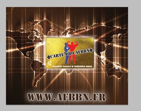 carte pro afbbn