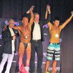 handisport podium