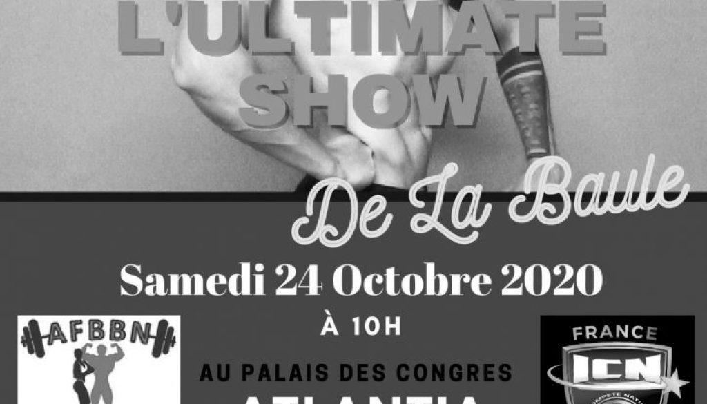 ultimate show la baule